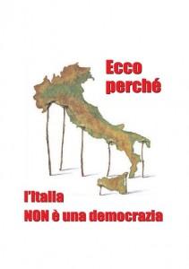 assenza di democrazia in italia
