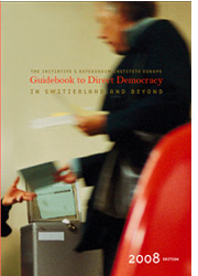 Guidebook Direct Democracy 2008