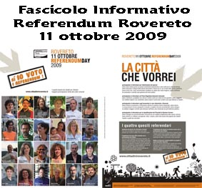 fascicolo informativo referendum day