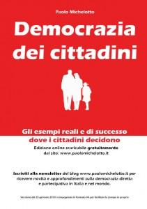 democrazia dei cittadini A4 del 25-01-10