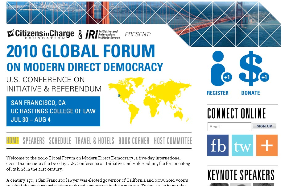 2010 global forum