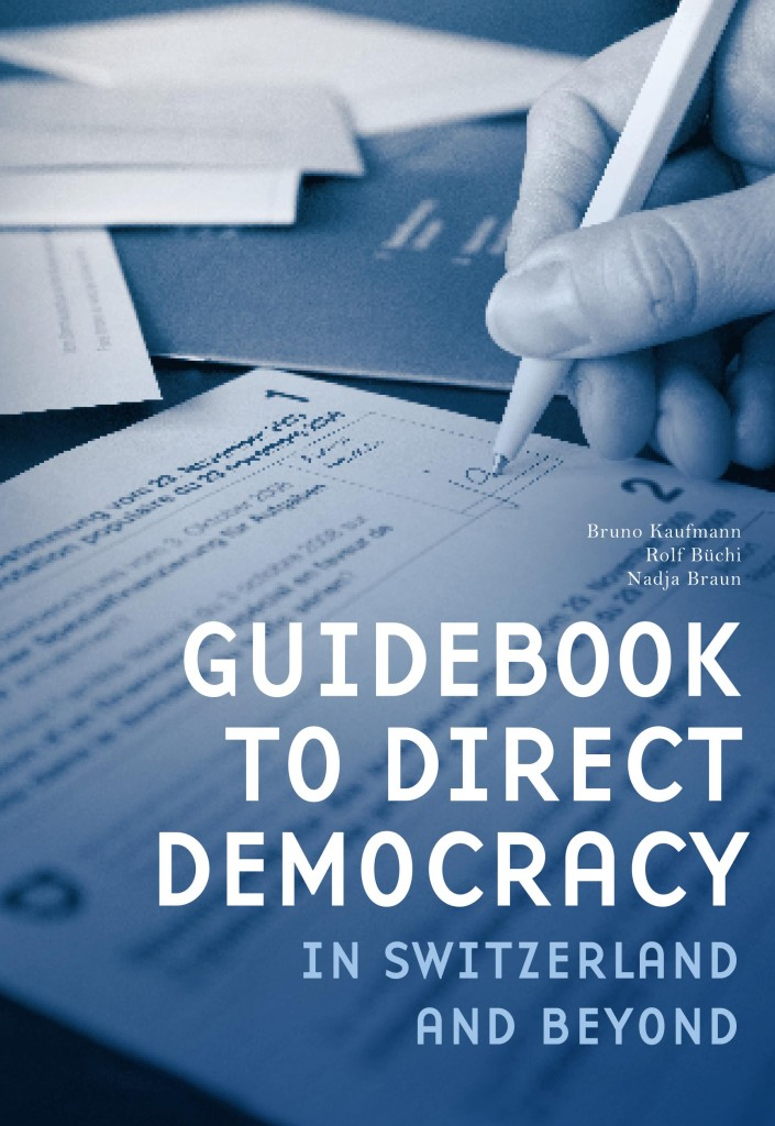 Guidebook Direct Democracy 2010