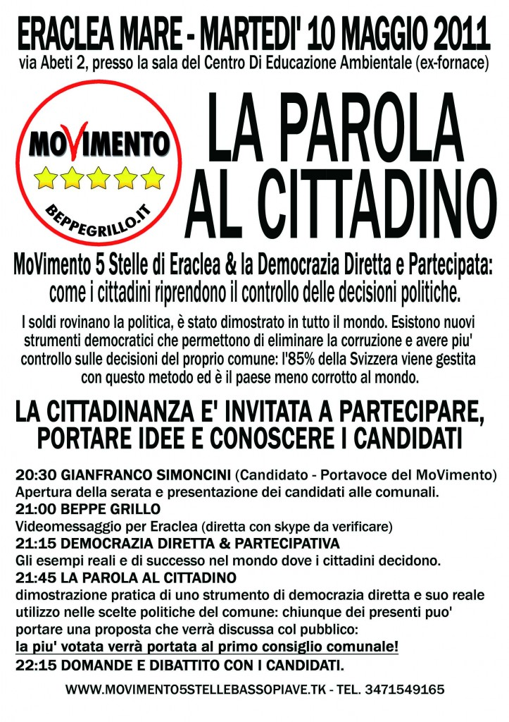 Democrazia-Diretta-Eraclea