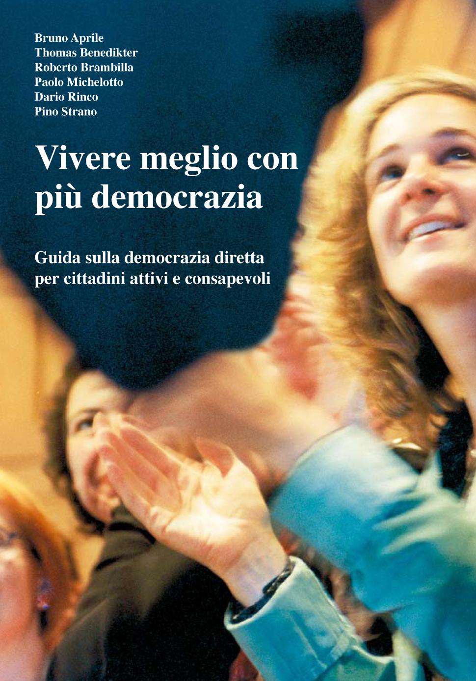 copertina vivere meglio con più democrazia piccola