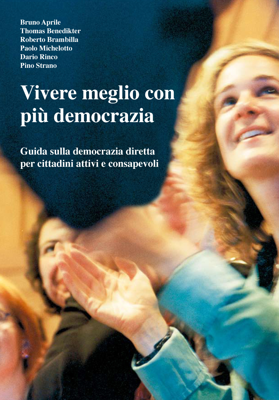 copertina vivere meglio con pi democrazia piccola