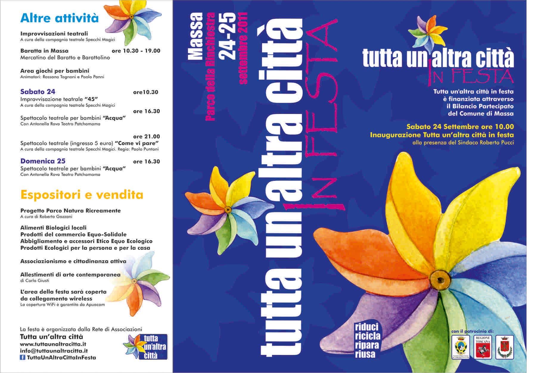 Brochure fronteBASSA