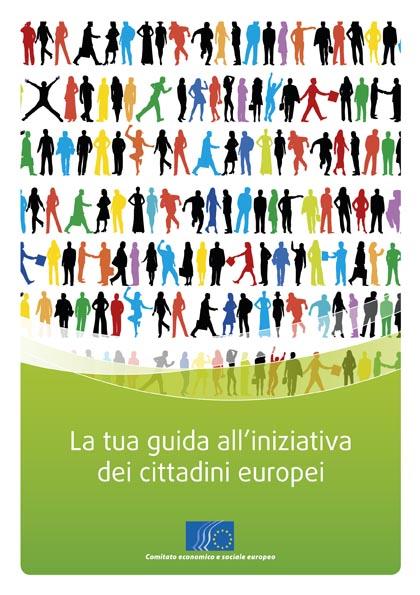 copertina La tua guida all'iniziativa dei cittadini europei-1