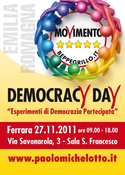 democracy day 1