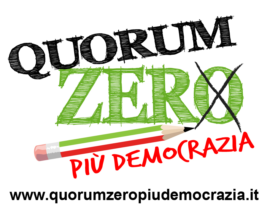 quorum zero e piu democrazia