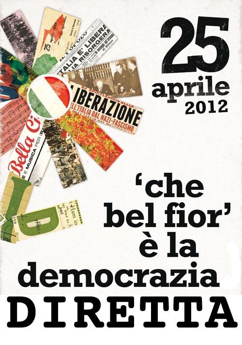 democrazia diretta 25-aprile