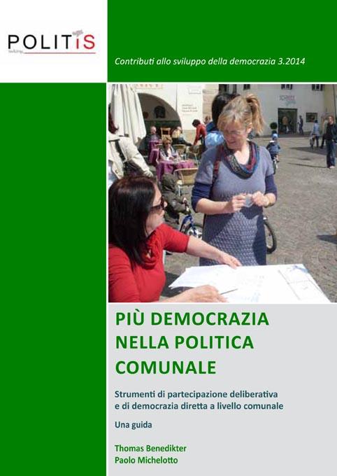 copertina più democrazia nella politica comunale