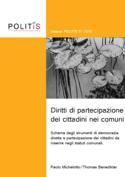 Diritti di partecipazione negli statuti comunali
