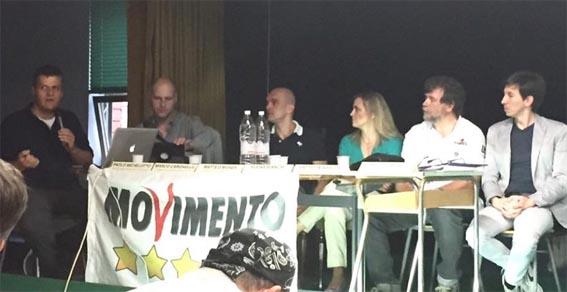 Gemona (UD) democrazia diretta 09-06-2015